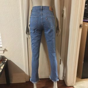 Levi's Jeans - 👖Levi's 721 High Rise Skinny Lace Up Jeans👖